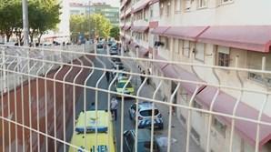 Jovem de 19 anos morre em queda do terceiro andar na Amadora