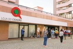 Loja do Cidadão em Lisboa