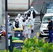Ataque junto à antiga sede do jornal 'Charlie Hebdo'