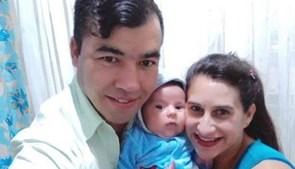 Josiele e o filho foram envenenados por Luiz
