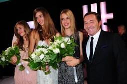 Gerald Marie é o ex-diretor da agência de modelos Elite Models