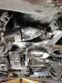 Carruagem danificada após desabamento de tecto de túnel no Metro de Lisboa
