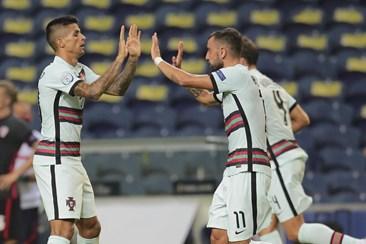 Portugal Vence Croacia No Arranque Da Liga Das Nacoes Com Golo De Andre Silva Ao Cair Do Pano Futebol Correio Da Manha