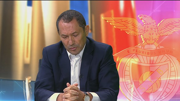 Do discurso de Rui Costa à amizade com Vieira: Jaime Antunes entrou em direto na CMTV e explicou tudo
