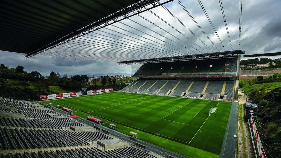 O Sp. Braga estava à espera de que o Estádio Municipal recebesse público no jogo particular com o Valladolid