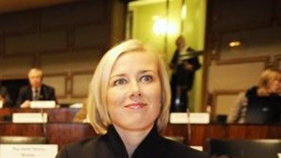 Comissária europeia Jutta Urpilainen