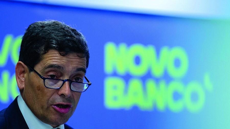 António Ramalho é o presidente-executivo do Novo Banco desde 2016