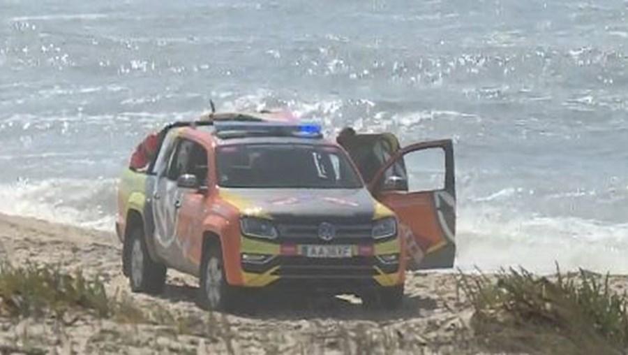 Jovem morre afogado na praia da Tocha em Cantanhede