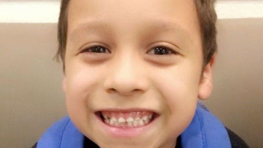 Emrik Osuna tinha nove anos