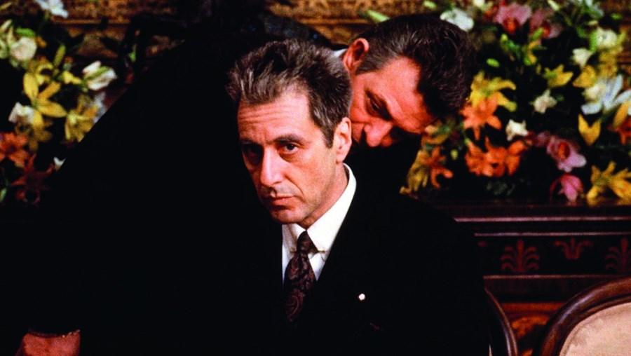 'O Padrinho III' de Francis Ford Coppola estreou em todo o mundo há trinta anos. Al Pacino protagonizou