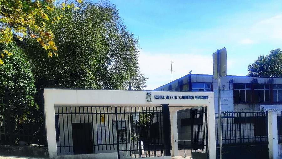 Agrupamento de Escolas de São Lourenço, em Ermesinde, Valongo