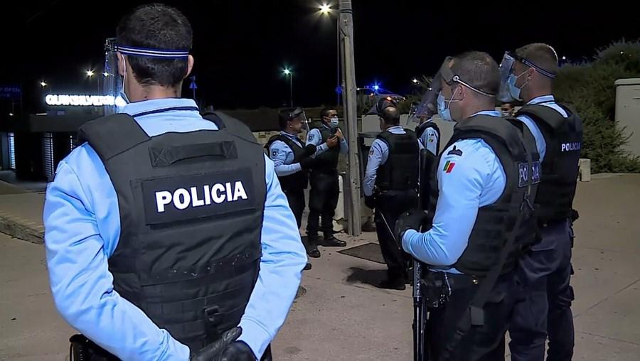 PSP deteve suspeito pela segunda vez em duas semanas