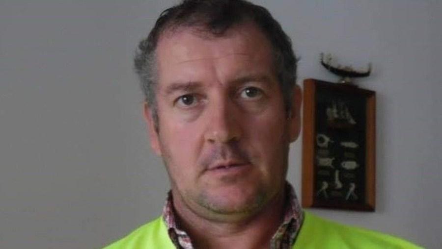 José Nunes de 50 anos está desaparecido desde quinta-feira