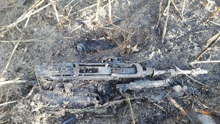 Descoberta de arsenal pelos bombeiros levou a abertura de investigação por parte da PSP