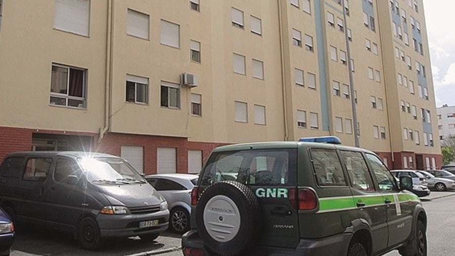 Crimes na área da GNR