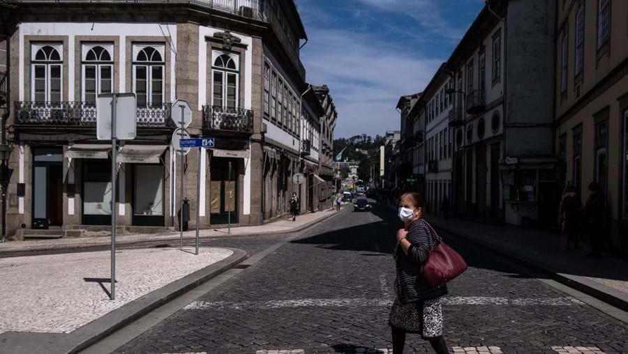 Coronavírus em Guimarães, Portugal