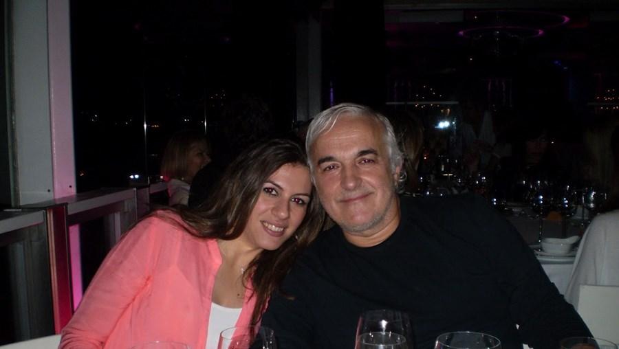 Bruna Garcia do Amaral e Rui Rangel foram namorados. A mulher é suspeita de redigir acórdãos para o juiz