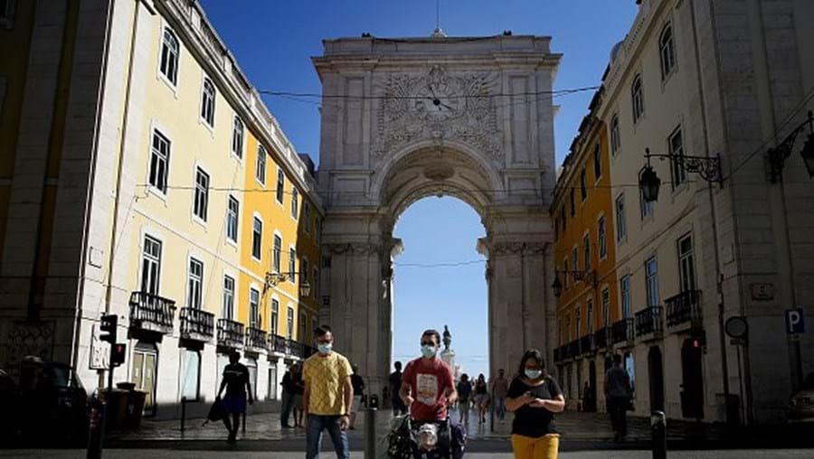 Covid-19, coronavírus, Portugal, Lisboa