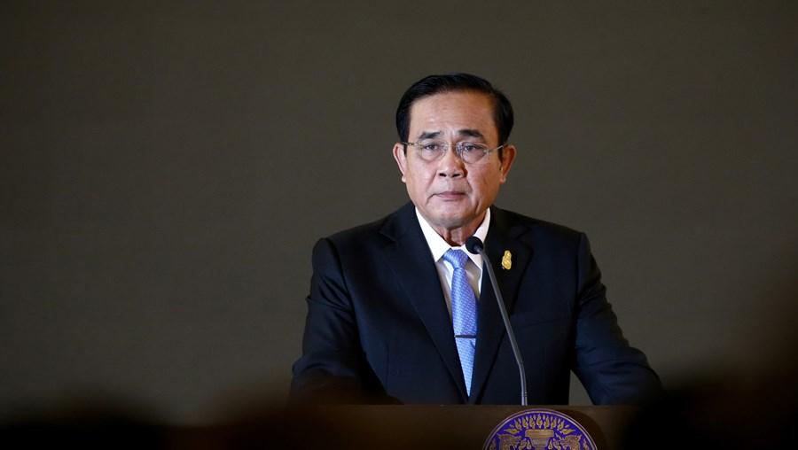 Prayut Chan-ocha, primeiro-ministro da Tailândia