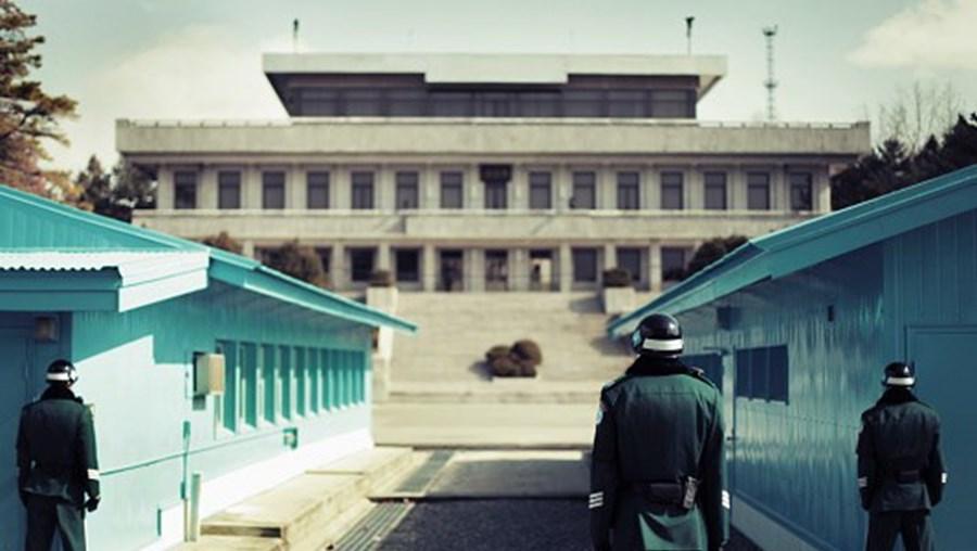 Oficiais sul-coreanos