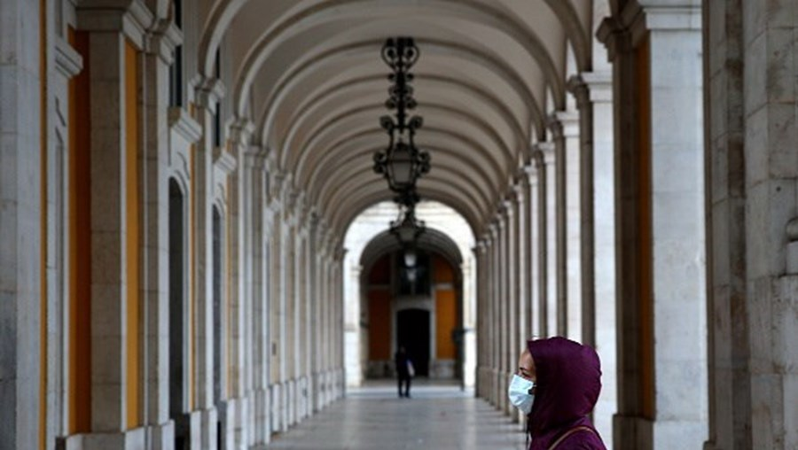 Pandemia da Covid-19 em Lisboa
