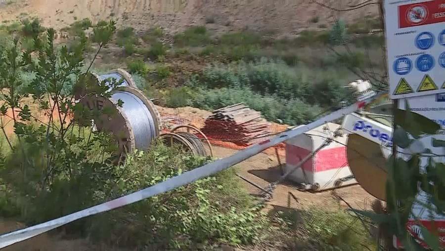 Jovem de 21 anos cai de altura de 40 metros e fica em estado grave na Sertã
