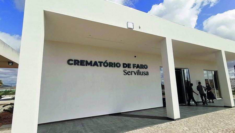 Crematório Municipal de Faro