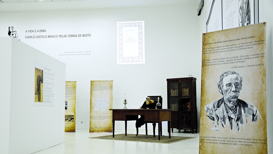 Exposição em Cabeceiras de Basto mostra como foi a passagem de Camilo Castelo Branco pelas terras de Basto