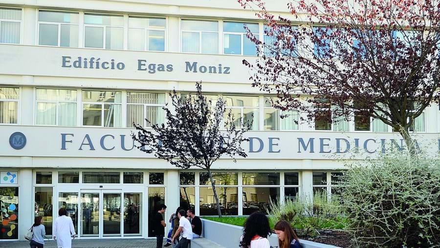 A Faculdade de Medicina da Universidade de Lisboa tem 301 colocados. A nota mínima de entrada é 183,3 pontos