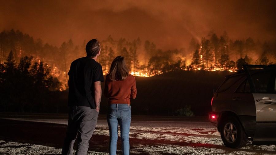 Incêndios em Napa Valley, Califórnia