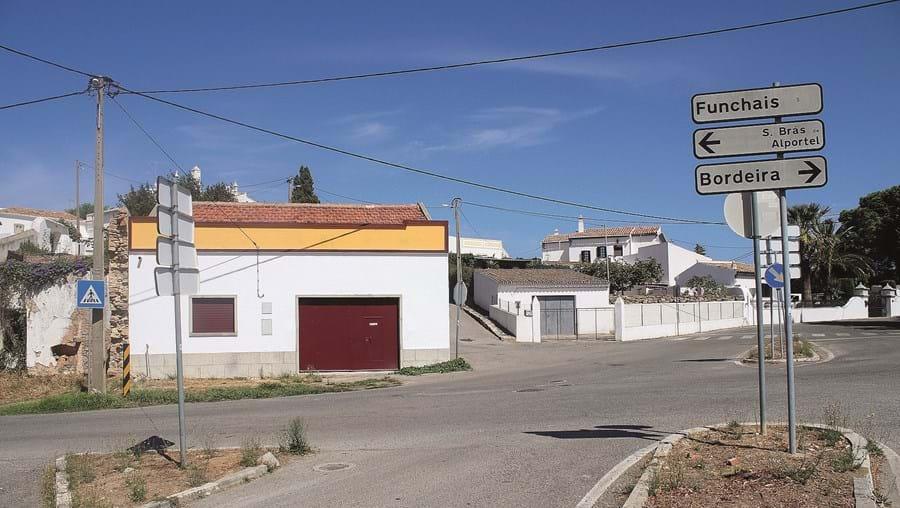 Crime ocorreu na zona de Fonte de Mourão, uma localidade rural do interior do concelho de São Brás de Alportel