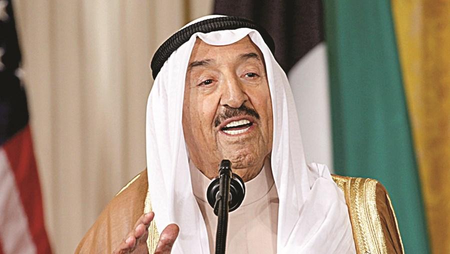 Sabah Al-Ahmad tinha 91 anos