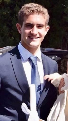 Francisco Durão, de 19 anos