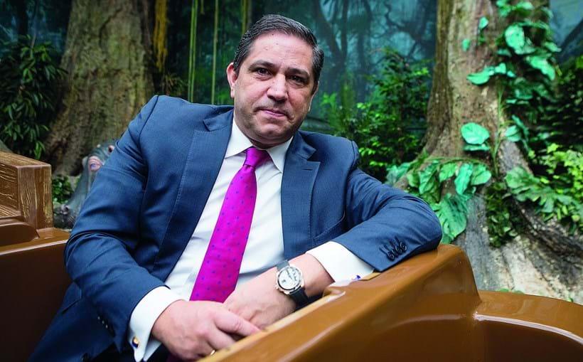 Empresário Mário Ferreira