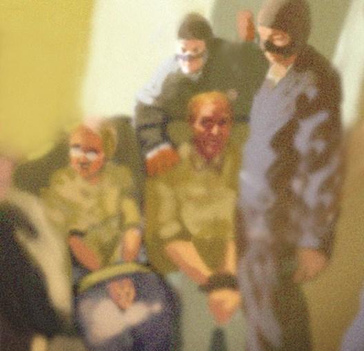 Falsos técnicos matam coronel do Exército e fecham mulher em Cascais (ilustração)