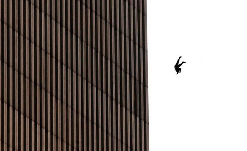 'The Falling Man'