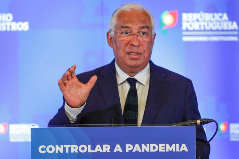 António Costa, líder do Executivo