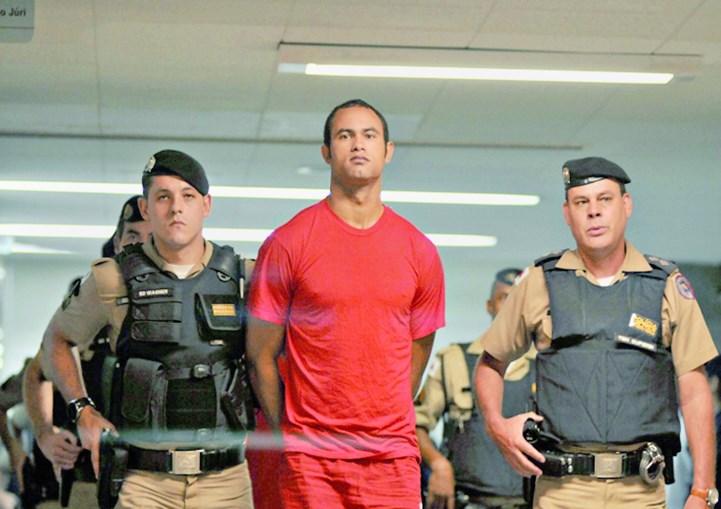 Bruno Fernandes do Flamengo foi condenado a 22 anos de prisão por ter mandado matar e esquartejar a própria namorada