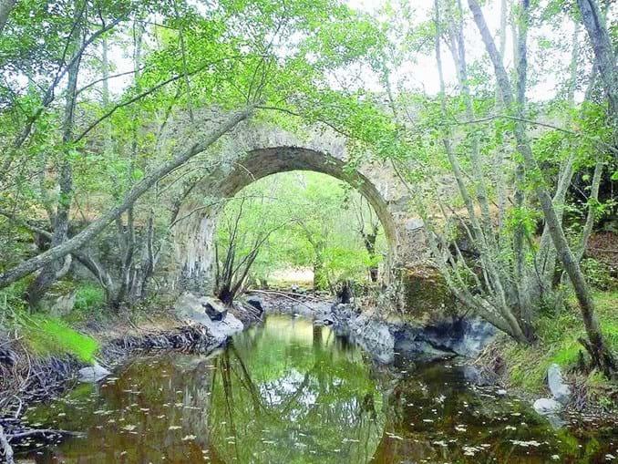 A ponte da Misarela fica no Minho
