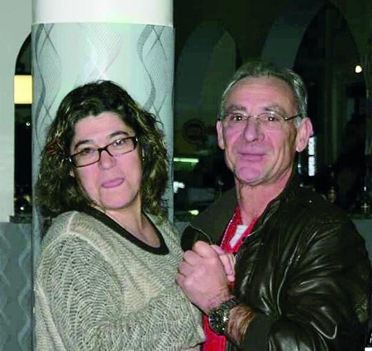 Sandra e Joaquim