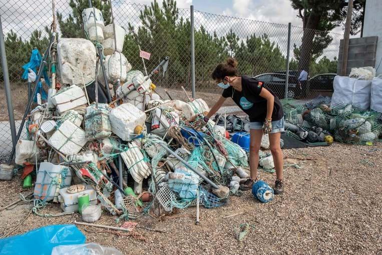 Iniciativa de limpeza das praias do Litoral Alentejano