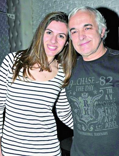 Bruna Garcia do Amaral foi namorada de Rui Rangel
