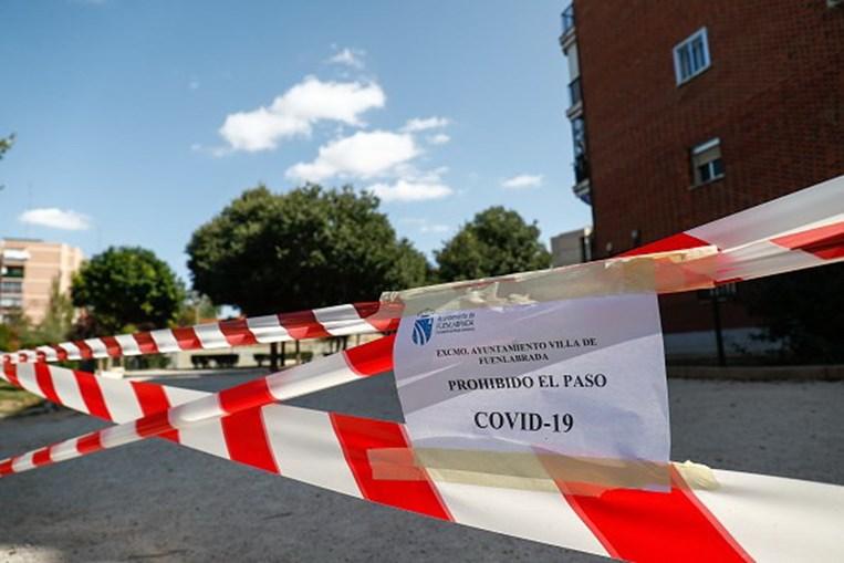 Coronavírus em Madrid, Espanha