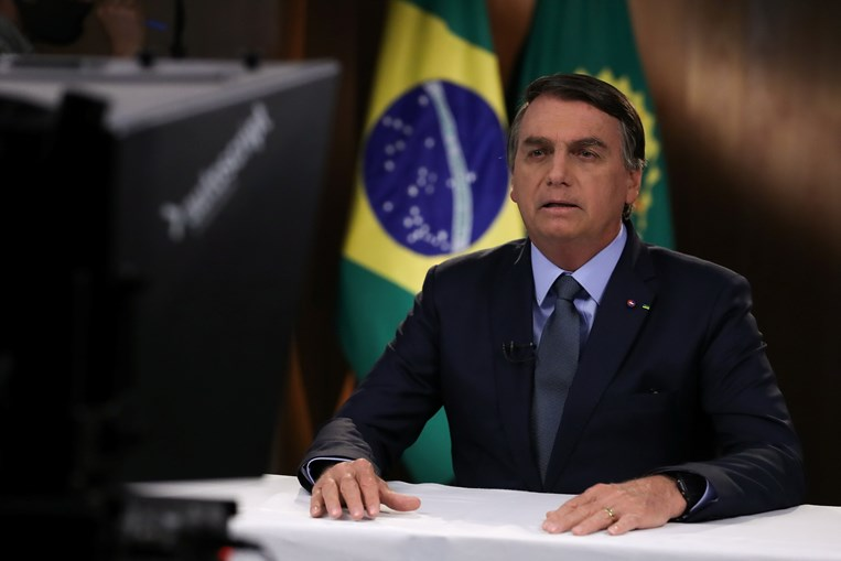 Bolsonaro defendeu políticas
