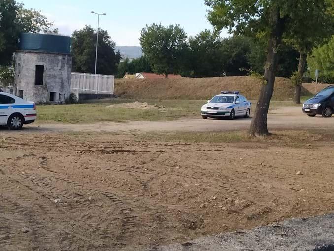 GNR trava a tiro condutor que fugiu após ordem de paragem