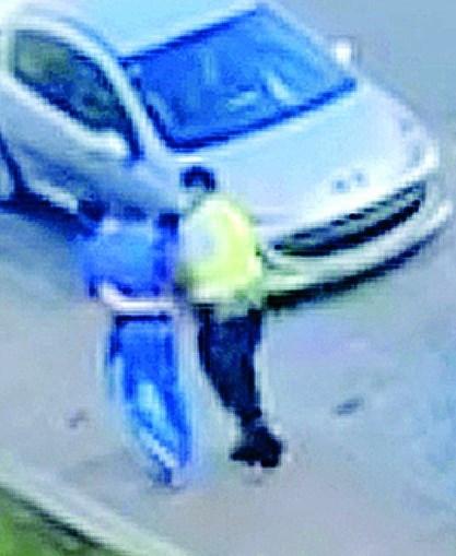 Suspeito foi detido após ter tentado fugir a pé às autoridades, em Várzea