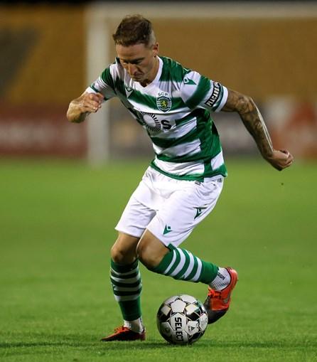 Nuno Santos está recuperado da Covid-19 e é opção para o jogo de hoje