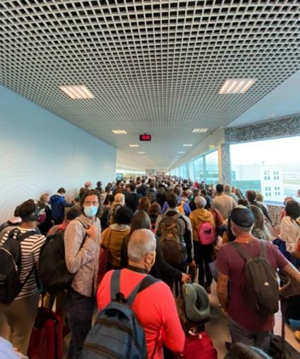 Ajuntamento no Aeroporto de Lisboa