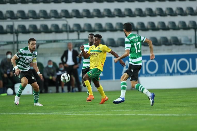 Paços Ferreira - Sporting