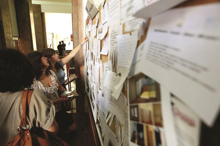 O reinício das aulas vai deslocar milhares de estudantes que procuram quartos junto às instituições de Ensino Superior